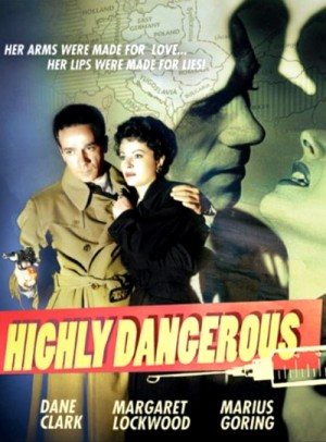 Highly Dangerous 1950