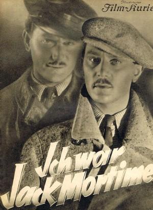Ich war Jack Mortimer 1935