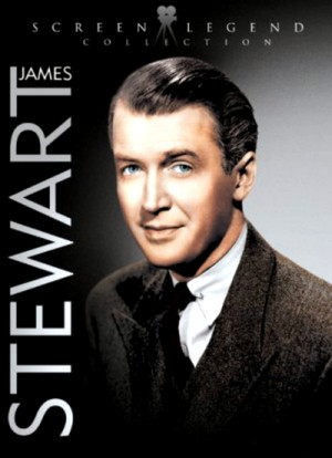James Stewart Screen Legend Collection