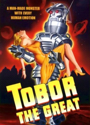 Tobor the Great 1954