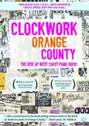 Clockwork Orange County: The Rise of West Coast Punk Rock! (2010) DVD5