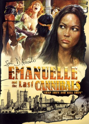 Emanuelle e gli ultimi cannibali / Emanuelle and the Last Cannibals (1977)
