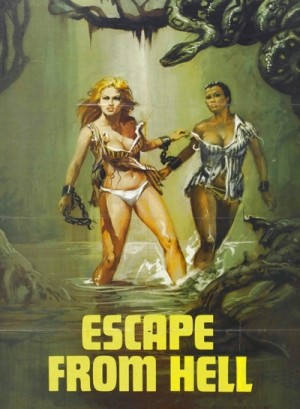 Femmine infernali / Escape from Hell (1980) DVD5
