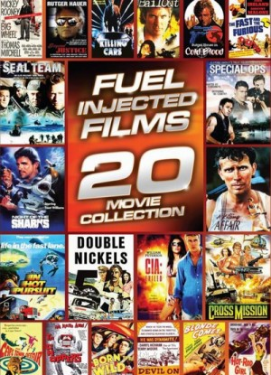 Fuel Injected Films - 20 Movie Collection 4 x DVD9