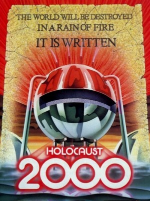 Holocaust 2000 / Lucifer's Curse / Rain of Fire / The Chosen (1977) DVD9