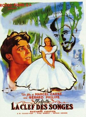 Juliette ou La clef des songes / Juliette, or Key of Dreams (1951) DVD5