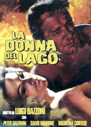 La donna del lago / The Possessed / The Lady of the Lake (1965) DVD
