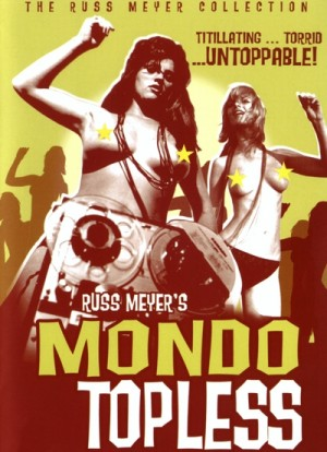 Mondo Topless (1966) DVD9 The Russ Meyer Collection disc 6 of 12