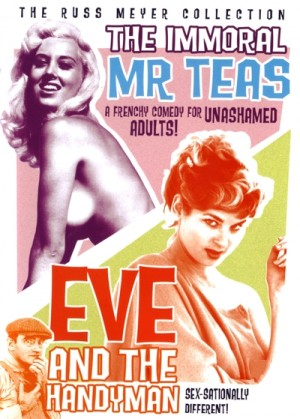 The Immoral Mr. Teas (1959), Eve and the Handyman (1961) DVD9 Russ Meyer Collection disc 1 of 12