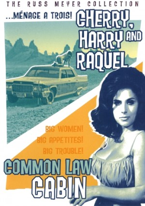 Russ Meyer Collection disc 7