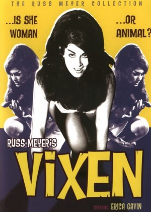 Vixen! (1968) DVD5 The Russ Meyer Collection disc 9 of 12