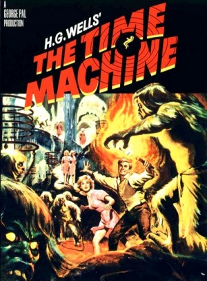 The Time Machine (1960) Blu-Ray