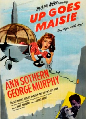 Up Goes Maisie 1946