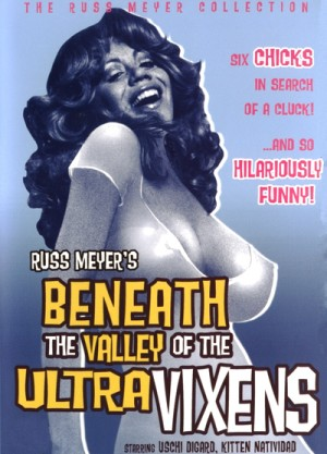 Beneath the Valley of the UltraVixens (1979) DVD9 The Russ Meyer Collection