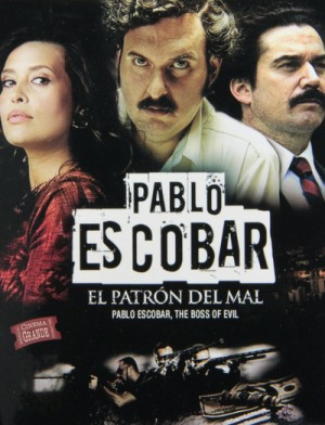 Escobar, el patron del mal / Pablo Escobar, The Boss of Evil (2012) 15 x DVD9 Complete Series