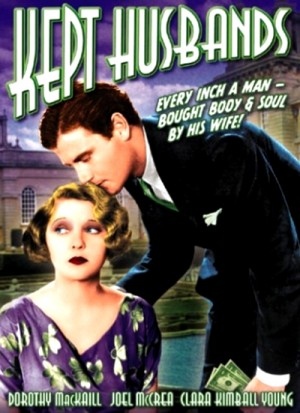 Kept Husbands 1931