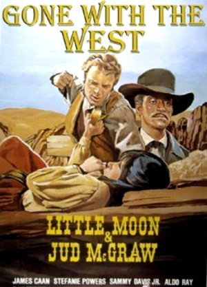 Little Moon and Jud McGraw (Gone with the West) (1975) DVD5