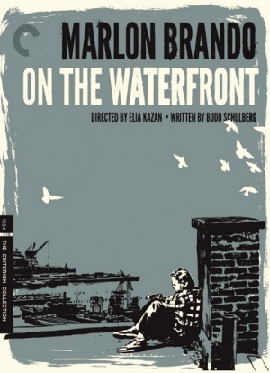 On the Waterfront 1954 Criterion Collection DVD & Blu-Ray