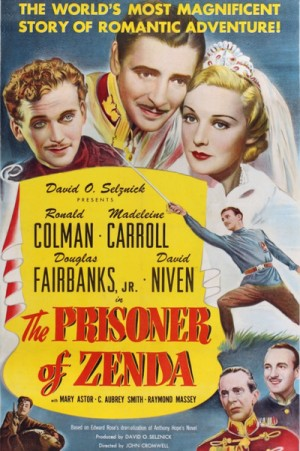 The Prisoner of Zenda 1937