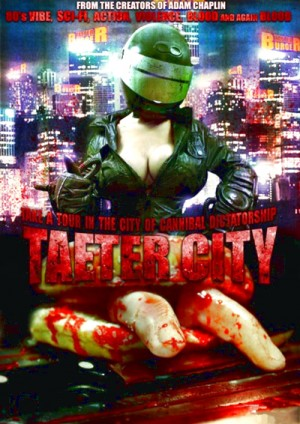 Taeter City (2012) DVD5 Collector's Edition