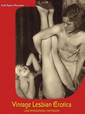 Vintage Lesbian Erotica (Uncensored Version) (1920 - 1960) DVD5