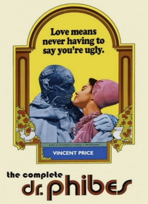 The Complete Dr Phibes: The Abominable Dr. Phibes (1971), Dr. Phibes Rises Again (1972) 2 x Blu-Ray Limited edition
