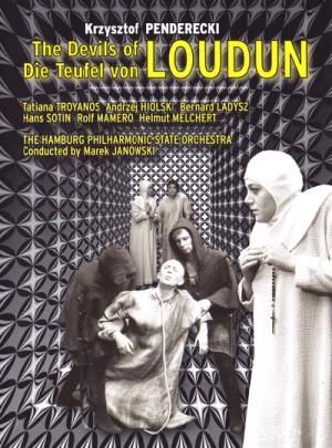 Die Teufel von Loudun / The Devils of Loudun (1969) DVD9