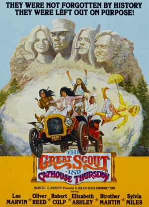 The Great Scout & Cathouse Thursday (1976) DVD5