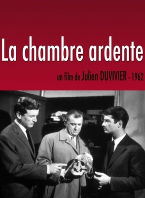 La chambre ardente / The Curse and the Coffin / The Burning Court (1962) DVD9