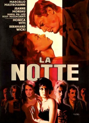 La notte / The Night (1961) DVD9 Criterion Collection