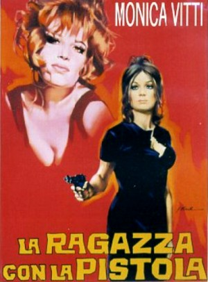 La ragazza con la pistola / The Girl with a Pistol (1968) DVD9
