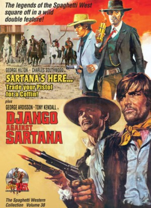 Sartana's Here... Trade Your Pistol for a Coffin (1970), Django Against Sartana (1970) DVD9