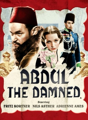 Abdul the Damned 1935
