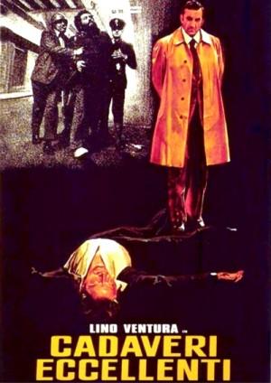 Cadaveri eccellenti / The Context / Illustrious Corpses (1976) DVD9