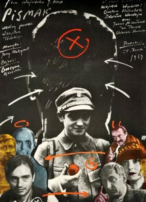 Pismak / Write and Fight (1985) DVD9