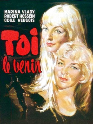 Toi... le venin / Blonde in a White Car (1958)