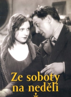 Ze soboty na nedeli / From Saturday to Sunday (1931) DVD5
