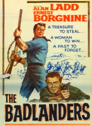 The Badlanders (1958) DVD5