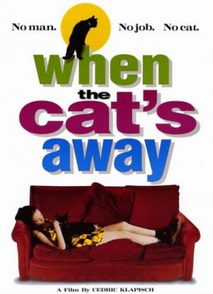 Chacun cherche son chat / When the Cat's Away (1996) DVD9