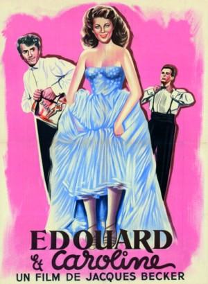 Edouard et Caroline 1951