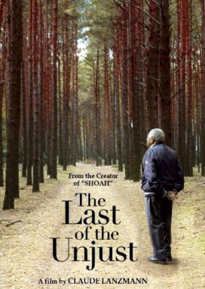 Le dernier des injustes / The Last of the Unjust (2013) 2 x DVD