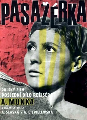 Pasazerka / The Passenger (1963) DVD9