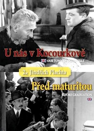 U nas v Kocourkove / At Home in Kocourkov / Here at Kocourkova (1934), Pred maturitou / Before the Finals (1932) DVD9