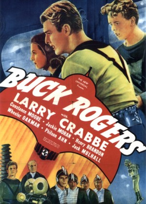Buck Rogers (1939) 2 x DVD9 70th Anniversary Edition