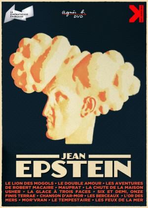 Coffret Jean Epstein: Chez Albatros, Premiere vague, Poemes Bretons