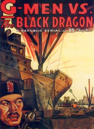 G-men vs. the Black Dragon (1943) 2 x DVD9