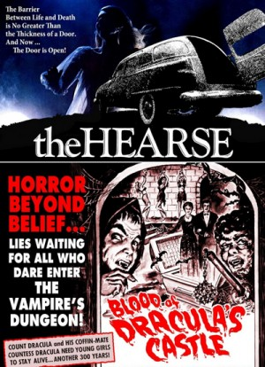 The Hearse (1980), Blood of Dracula's Castle (1969) DVD9