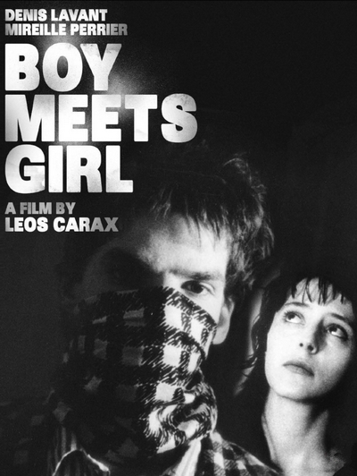 boy meets girl leos carax english subtitles Erected on a deceptively firm foundation of directorial hutzpah, french filmmaker leos carax's 1991 the lovers on the bridge is a career defining tour de carax veteran denis lavant is alex, a role he's played at least some variation on with the auteur's previous films, boy meets girl (1984) and mauvais.