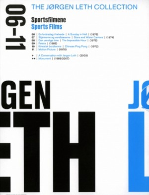 Jorgen Leth Collection 06-11: Sports Films
