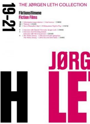 Jorgen Leth Collection 19-21: Fiction Films